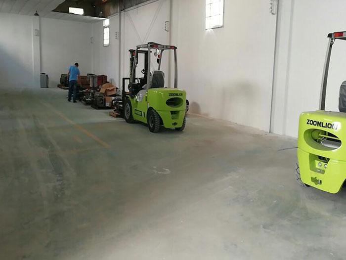 六安安徽电动叉车厂